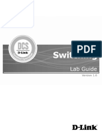 DCS-Switching Lab Guide v1.8