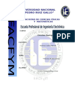 Informe de ElectronicosIII