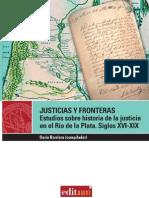 JUSTICIAS y FRONTERAS - COMPLETO
