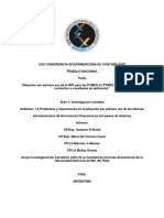 Adopción por primera vez de la NIIF para las PYMES en PYMES argentinas Análisis normativo y cuestiones de aplicación.pdf