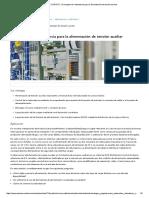 PHOENIX CONTACT _ Conceptos de Redundancia Para La Alimentación de Tensión Auxiliar