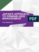 2014-10-26 - JapanAWDAWDAs Approach to Demand-side Management