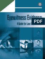 Eyewitness Evidence