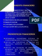 2) Planeamiento Financiero