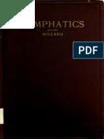 Applied Anatomy of the Lymphatics. f.p. Millard 01 03 15