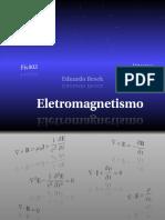 Apostila de Eletromagnetismo