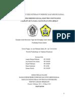 Referat Ilmu Kedokteran Forensik Dan Medikolegal