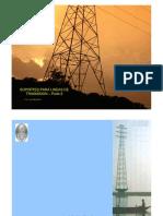 Pruebas de estructuras de Líneas de Transmisión