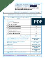QMS 9001-2015 Internal Auditor Training    Presentation.pdf