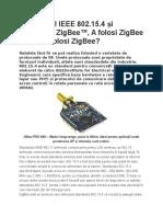Standardul IEEE 802