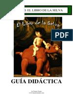El Libro de La Selva Cuaderno Didáctico
