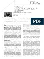 Introducing the Wireframe DNA Appliance Singh Lipka JAAGO 2009 Article