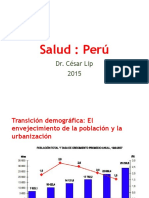 Salud Perú 2015