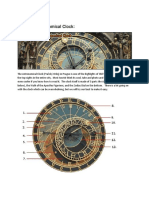 How to Read Prague's Astronomical Clock