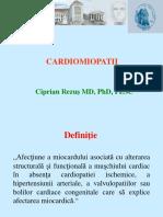 Cardimiopatii