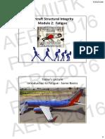 M2L01L02 Fatigue Basics