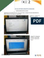 Instalación de Windows y Linux
