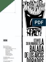 Silva Márquez - Balada Arcos Dorados