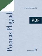 Peicovich Poemas plagiados