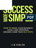 Success Made Simple by S.M Hanlon