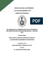 Erlin Cabanillas-influencia T° en carp asfalt Iqutos