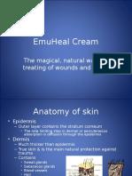 EmuHeal Cream Presentation
