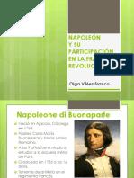 Unidad 8 Napoleón y La Francia Revolucionaria - Olga Vélez