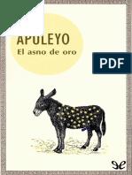 Apuleyo, Lucio - El Asno de Oro [24891] (r1.0)