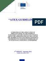 Atex Directive 94/9/EC Guidelines