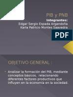 PIB y PNB