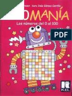 100 Mania Los Numeros Del 0 Al 100