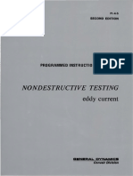 Programmed Instruction Handbook - Eddy Current