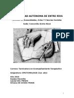 Programa Epistemología 2016