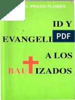 119689330 Id y Evangeliza a Los Bautizados Jose Prado Floresr Copia
