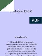 Modelo de curva IS-LM