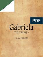 Gabriela y el trabajo