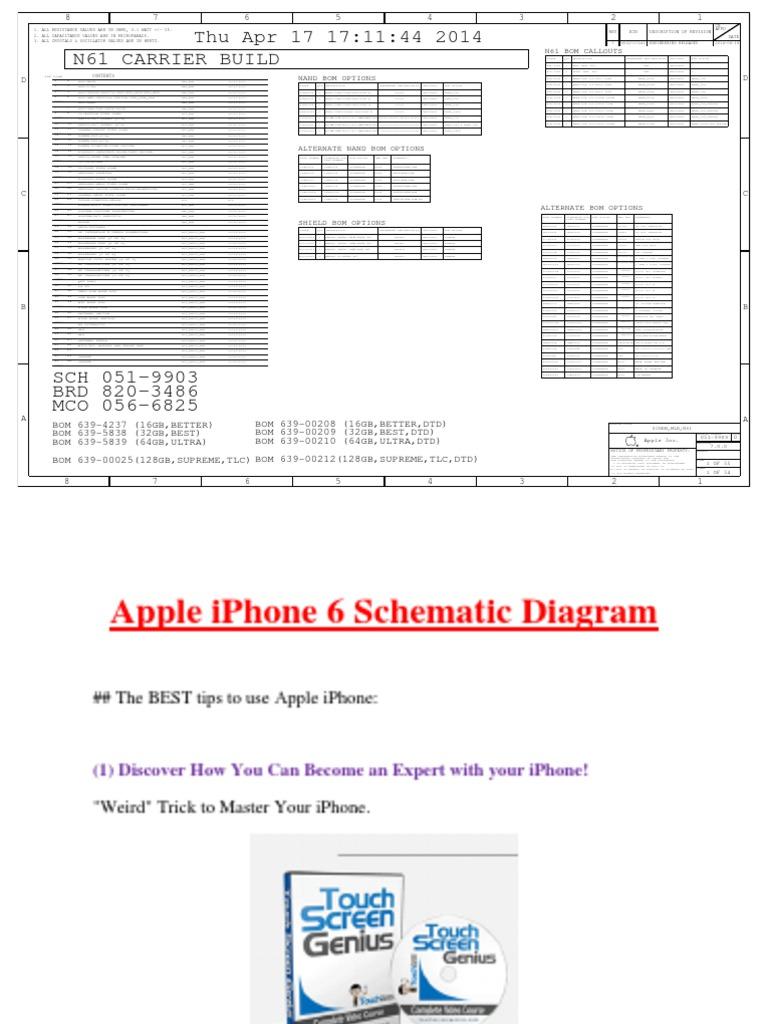 5rf Block Diagram Trusted Wiring Diagrams Simple Iphone 5 Rf Smart U2022
