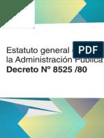 Decreto 8525