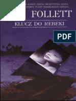 Klucz Do Rebeki - Ken Follett