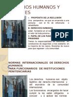 Administración Penitenciaria y Personal de Prisiones