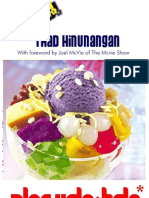 Blog Halo-halo by Thad Hinunangan
