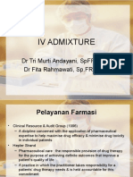 4. IV Admixture