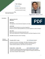 CV ELLEUCH SLIM Ingénieur Génie Civil. - Copie