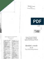 Bernstein Identidad y Vínculo en El Test de Las Dos Personas