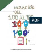 Numeración Del 100 Al 900