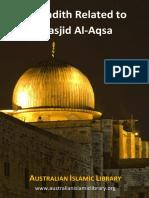 40 Hadith Relating to Al Masjid Al Aqsa