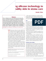 BJON 2014-23-22 Using Silicone Technology Stoma Care 1.12.14