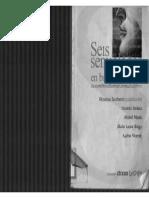 TEXTO 1 Seis Semiólogos Saussure 1999