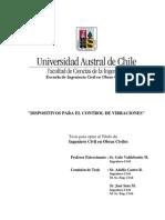 Tesis U. Austral - Sistemas Antisismicos