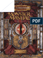 D&D 3.5 - Monster Manual